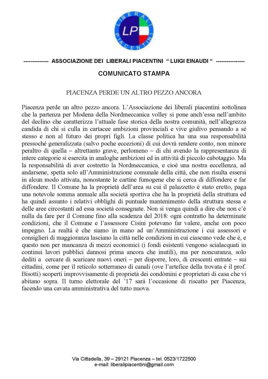 comunicato-25-05-2016